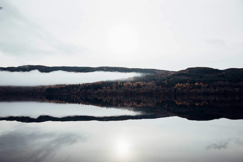 Loch Lomond et trossachs