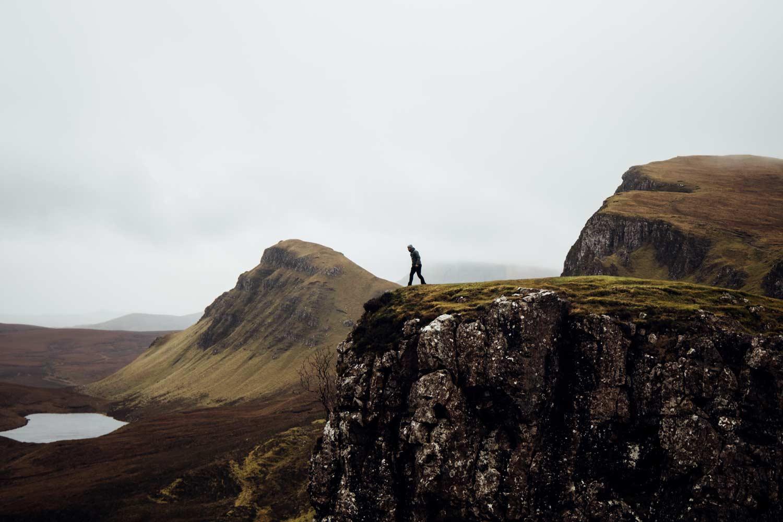 randonnée en Écosse, Quiraing