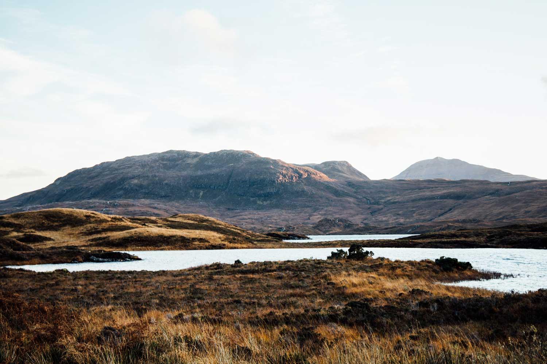 que voir en Écosse les Highlands