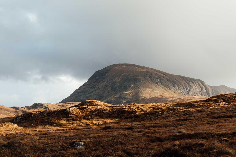 voir les Highlands en Écosse