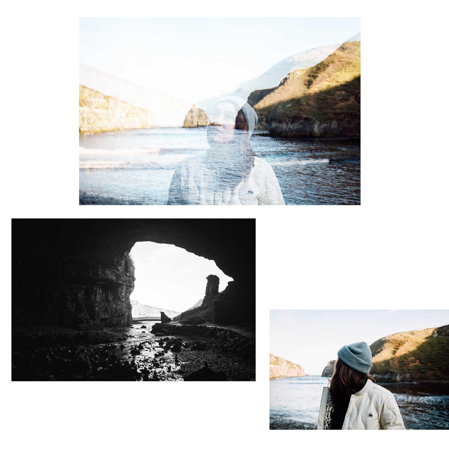 smoo cave Durness blog
