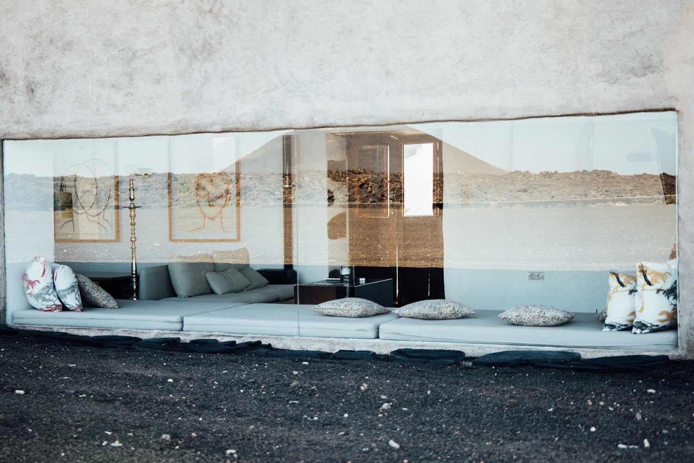 hôtel contemporain dans les Canaries : Buenavista Lanzarote
