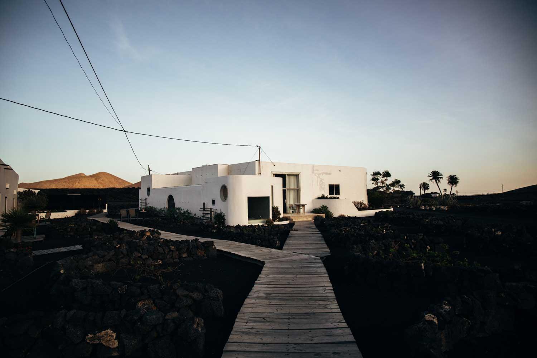 coucher de soleil Lanzarote