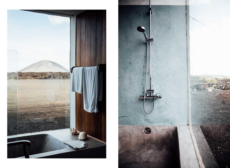 La plus belle baignoire du monde est à Lanzarote