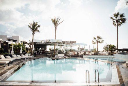piscine La Isla y El Mar