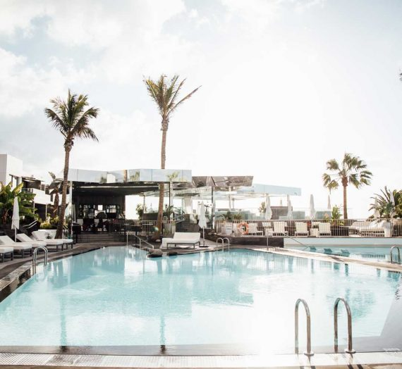 Hôtel avec vue à Lanzarote — La Isla y El Mar