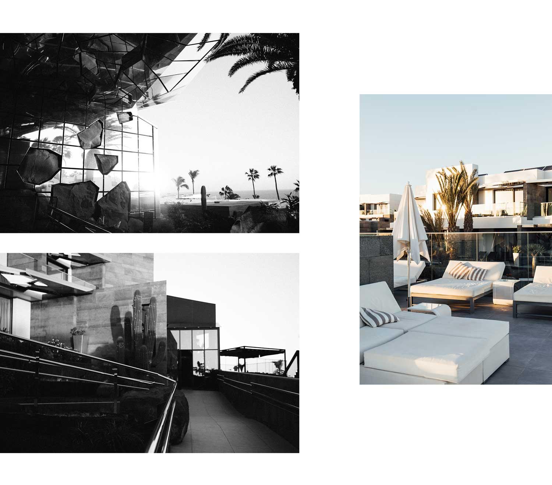 hotel Lanzarote bord de mer