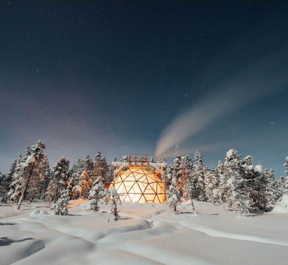 Voir et photographier les aurores boréales en Laponie suédoise