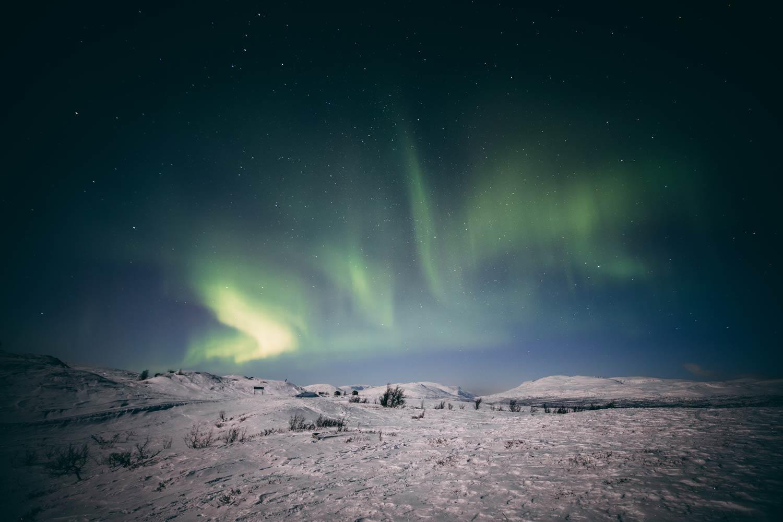 conseils photo aurores boréales