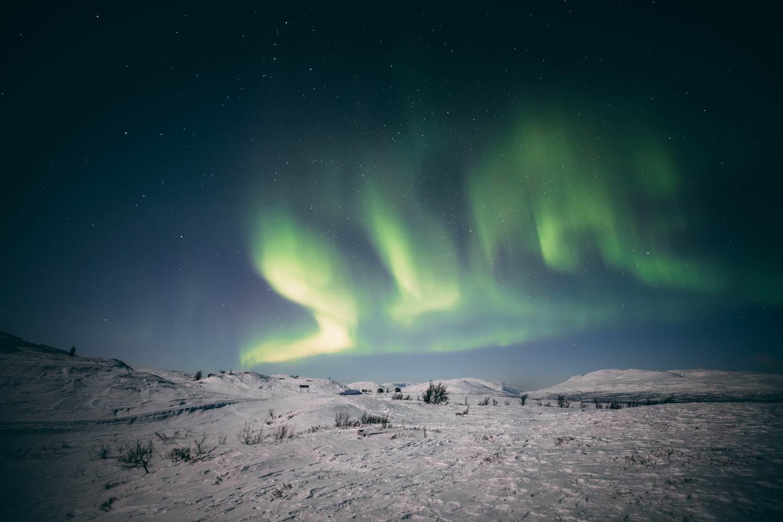 conseils réglages aurores boreales