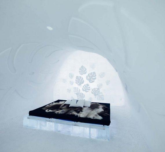L'expérience ICEHOTEL — dormir dans un hotel de glace en Laponie