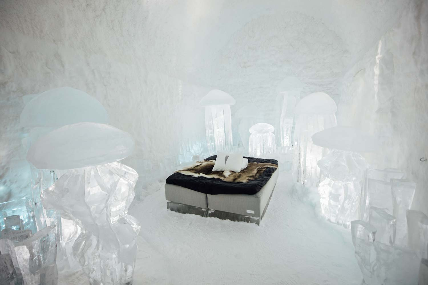 Art suite hydro smack ICEHOTEL