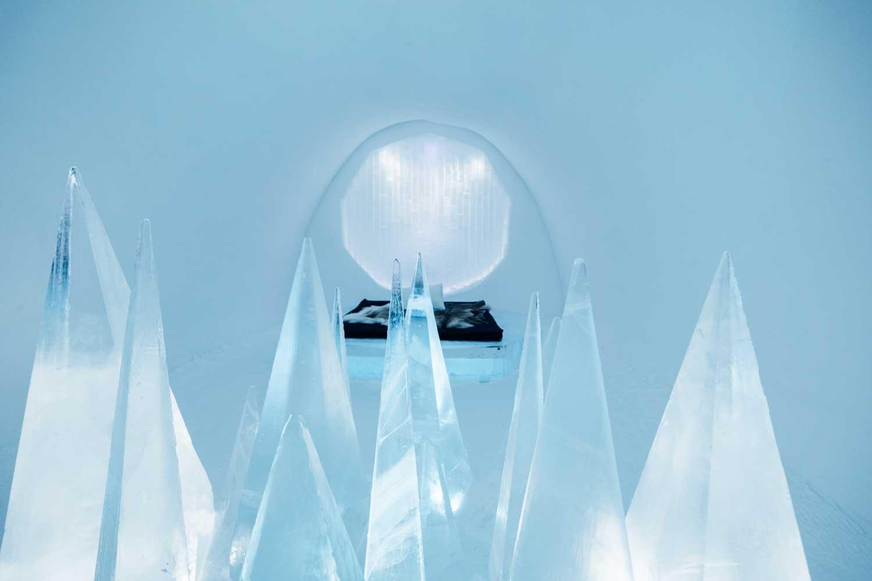 art suite icehotel kiruna