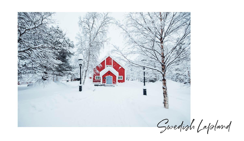 La Laponie en photo