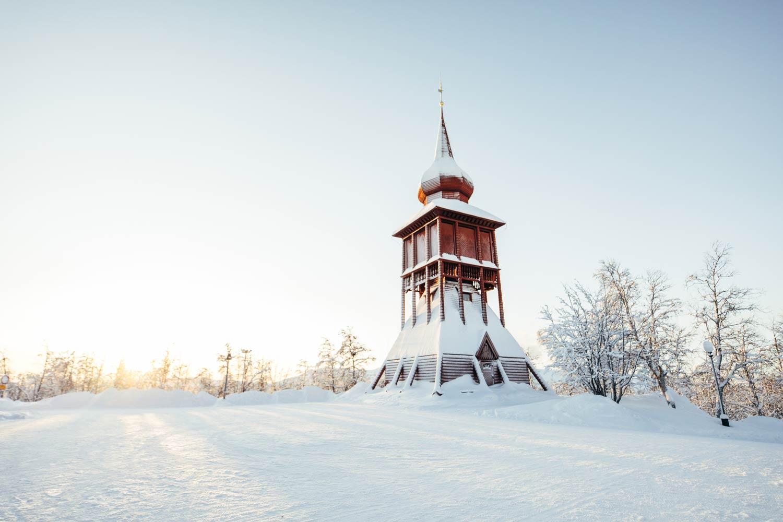 voyage en suède Kiruna