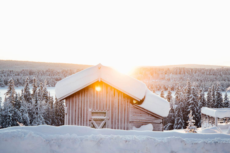 voyage en Laponie blog