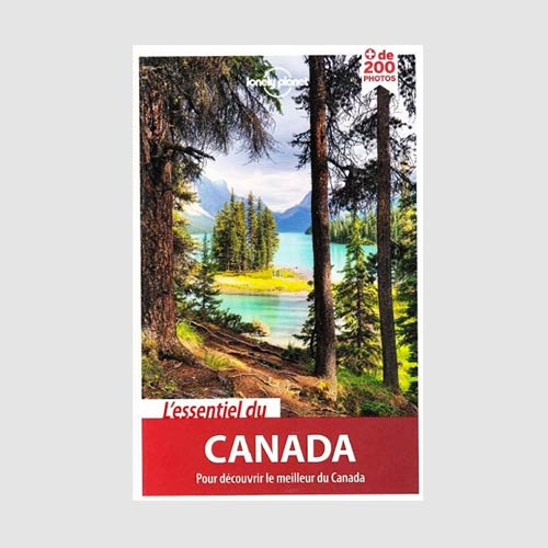 essentiel lonely planet Canada