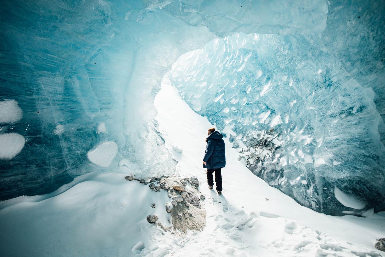 grotte de glace Chamonix blog