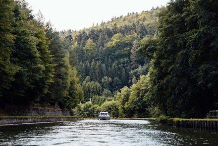 tourisme fluvial france
