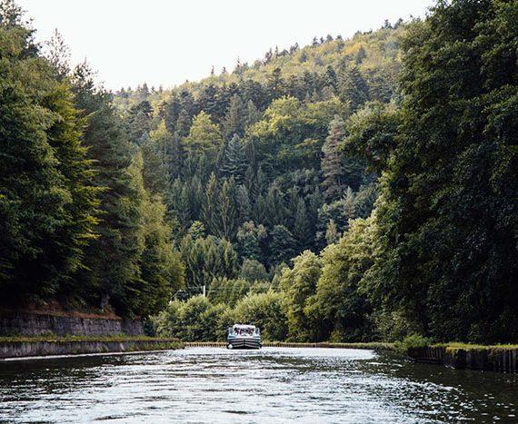 Tourisme fluvial — (re)découvrir la France en slow travel
