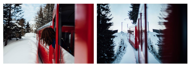 train montenvers Chamonix