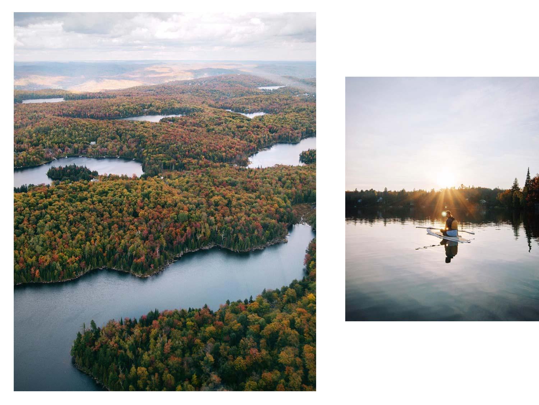 parcs nationaux Canada