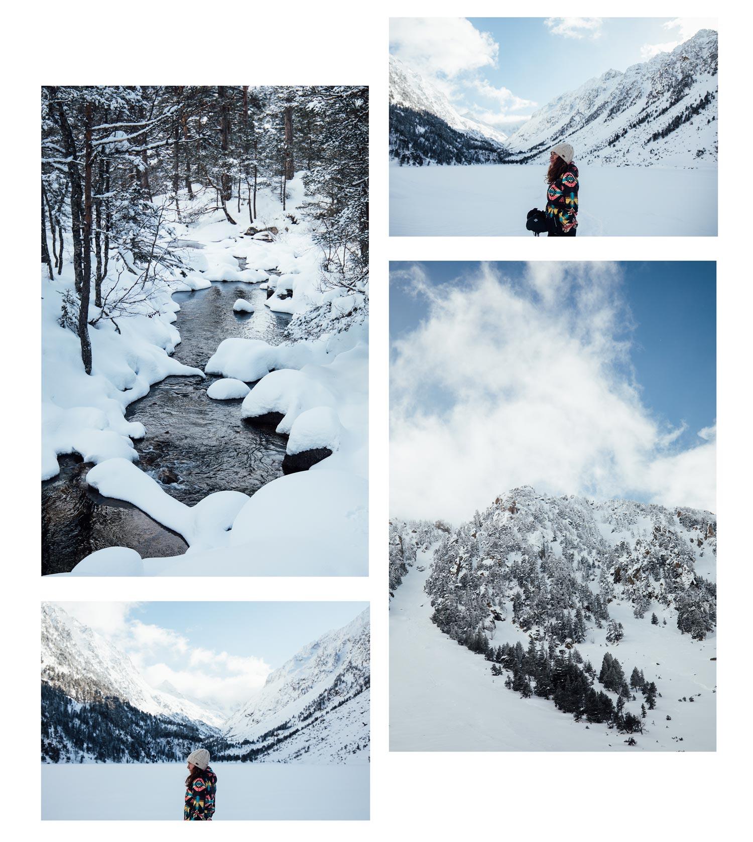 randonnée lac de gaube pyrénées