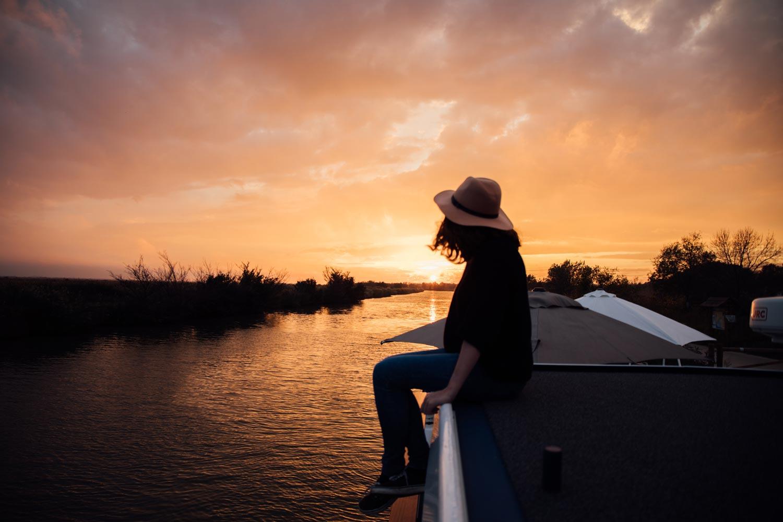 tourisme fluvial en France