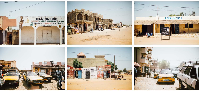 carnet de voyage Sénégal