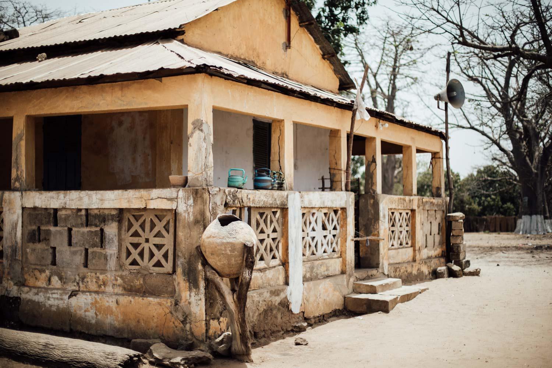 village propre sénégal