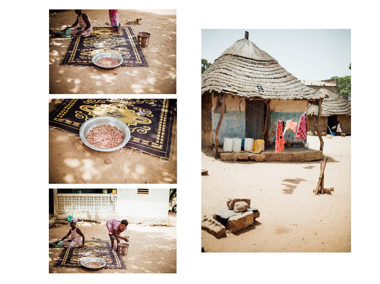 village de Dassilamé Sénégal