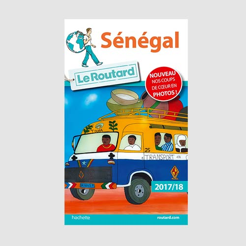 guide Routard Senegal