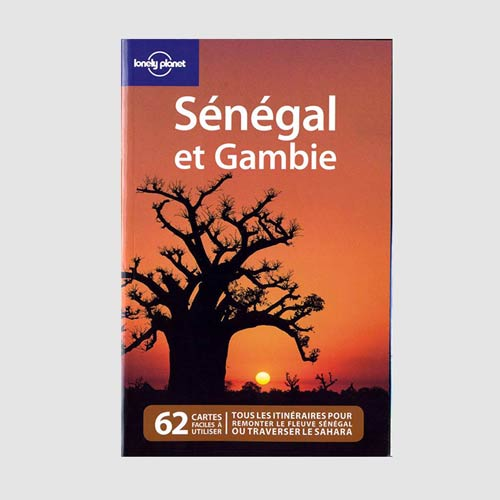 lonely planet senegal