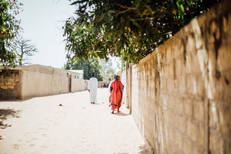 village du Siné Saloum