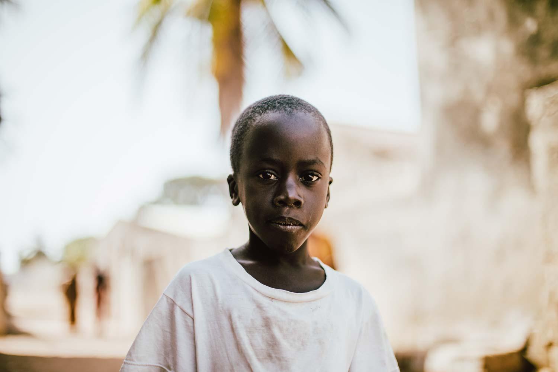 portrait du Sénégal