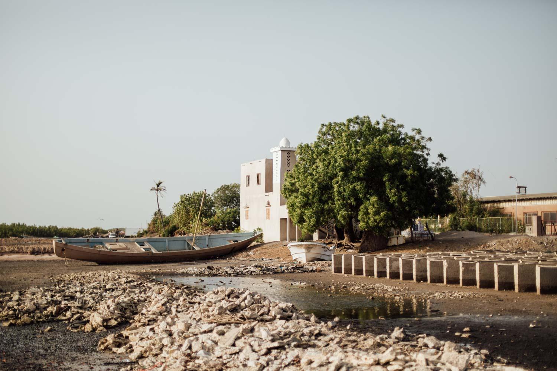 missirah port de pêche