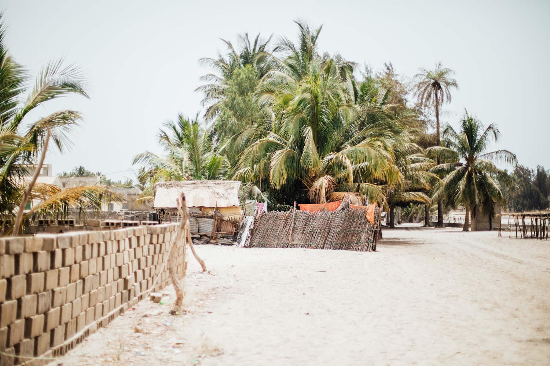 les paysages du delta du Siné Saloum