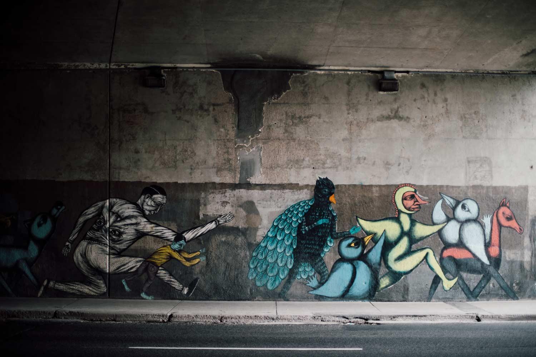 street art Glebe Ottawa