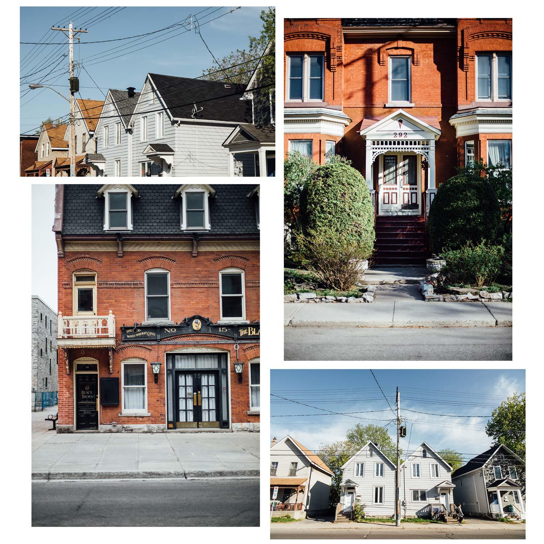 Architecture Ottawa en Ontario