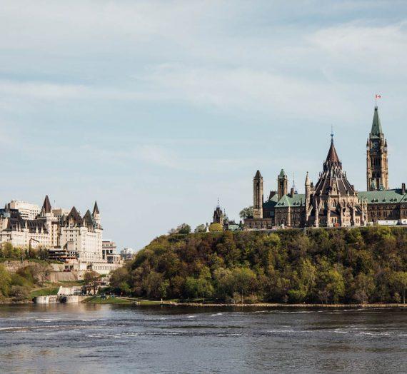 24H à Ottawa —  visiter la capitale du Canada & voir le festival des tulipes