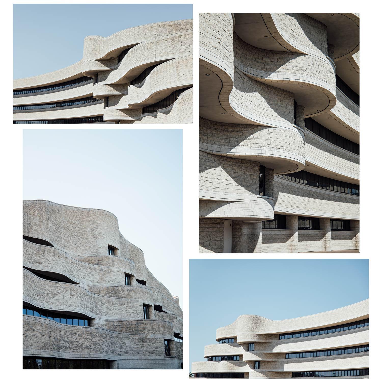 architecture musée de l'histoire canadienne