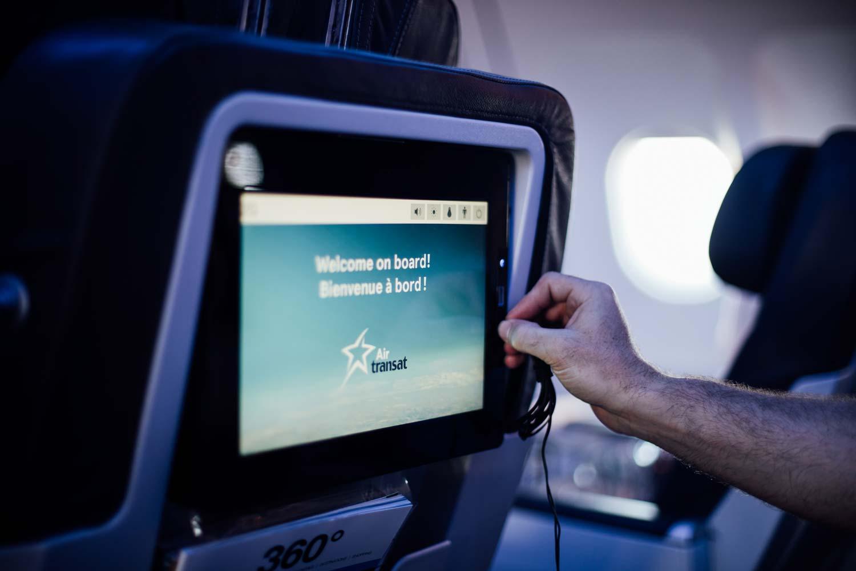 mon avis sur la compagnie Air Transat