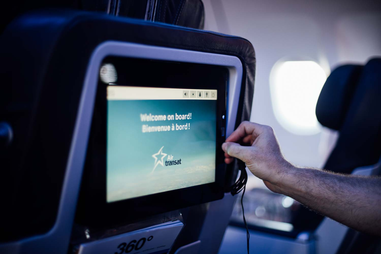 pvt canada billet pas cher Air Transat