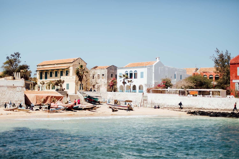 visite ile de Gorée