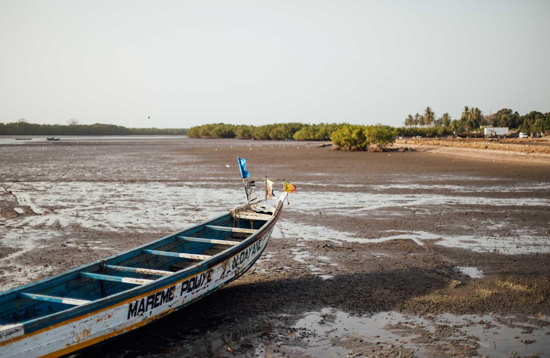 partir au Sénégal et voir le Siné Saloum