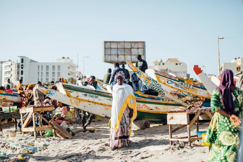 meilleurs spots photos à Dakar