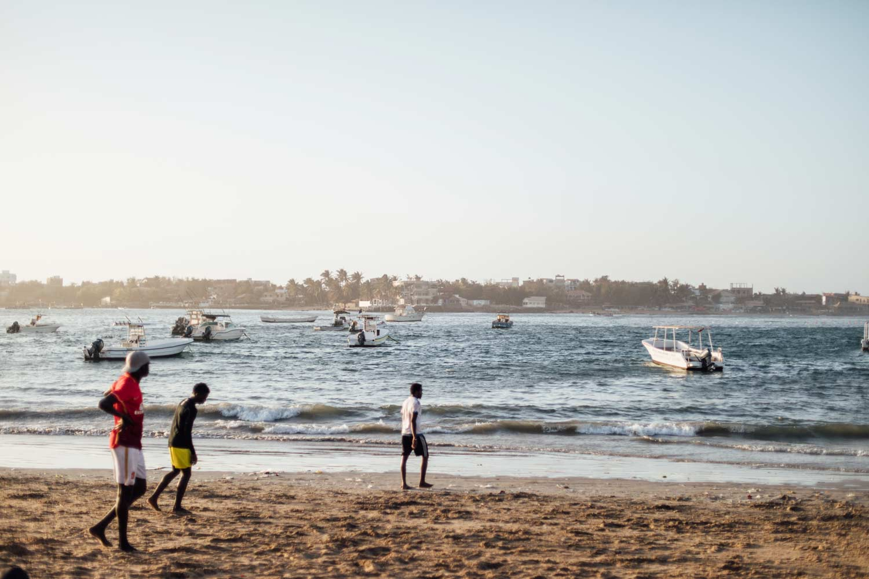 plage N'gor Dakar