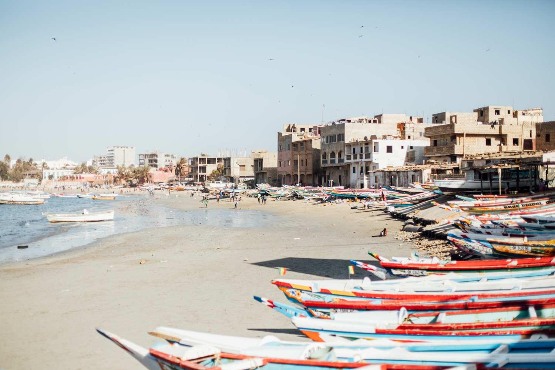 ile de N'gor Dakar