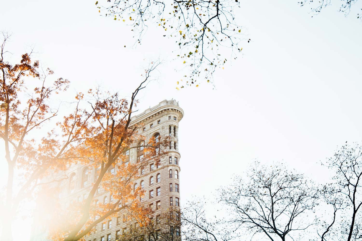 flatiron building incontournable New York