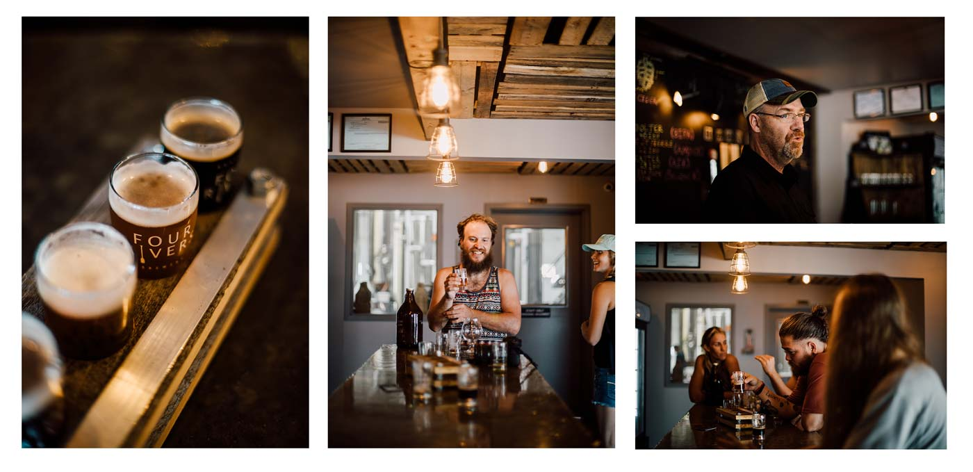four rivers bière artisanale nb
